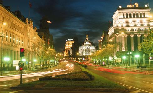 Advent International in Spain