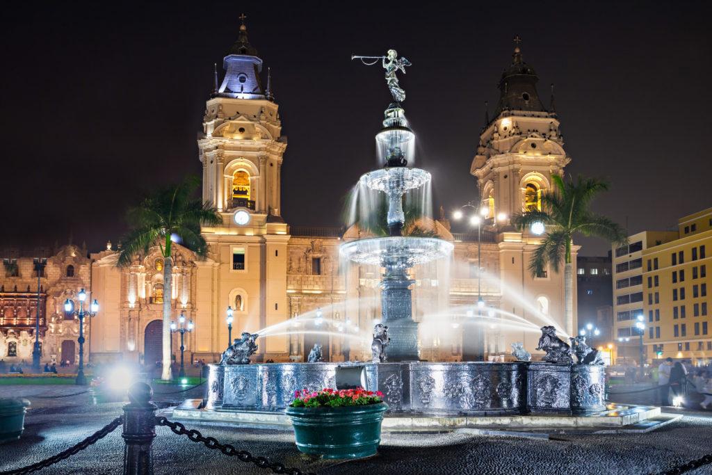 Advent International in Peru