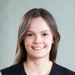Advent private equity Vice President, Juliana Zapata