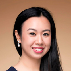 Advent private equity Vice President, Serena Bian