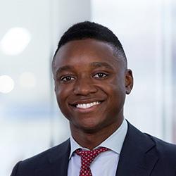Advent private equity Associate, Edward Nwachuku