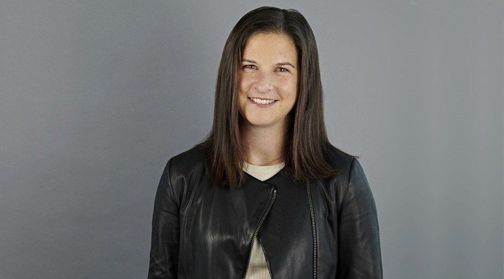 Advent private equity Managing Director Lauren Young