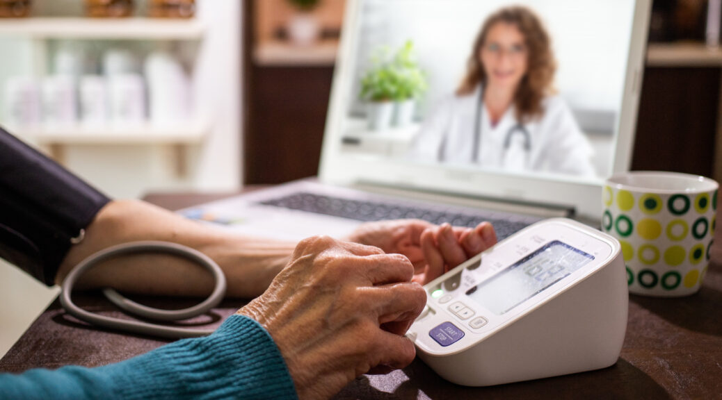 Video thumbnail of telehealth and how it impacts Advent International healthcare investments